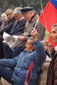 Immer noch Forderungen für Entschädigungen der Opfer der Pinochet-Ära!