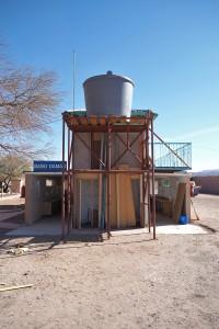 Ein öffentliches Bad in der Wüste! ...