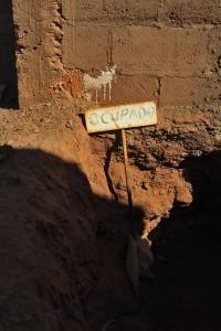 Erstes Bild der Friedhofsserie aus San Pedro de Atacama! ...